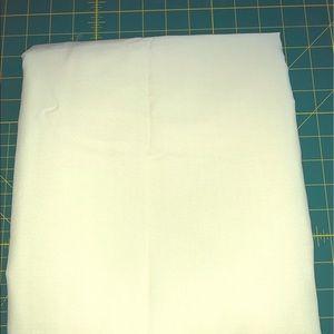 Cotton fabric 1/2 yard
